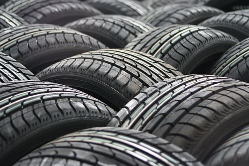 reciclar neumáticos